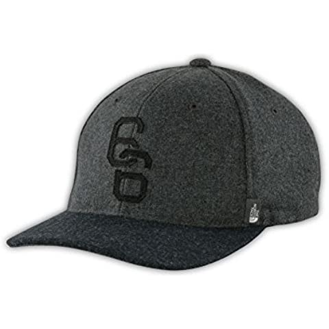 The North Face Team TNF Ball Cap Asphalt Grey S-Med by The North Face