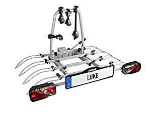 """EUFAB 11514 Kupplungsträger """"Luke"""" für 4 Fahrräder"""
