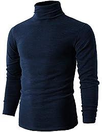 it Amazon Dolcevita Abbigliamento Uomo Blu YPPF6w