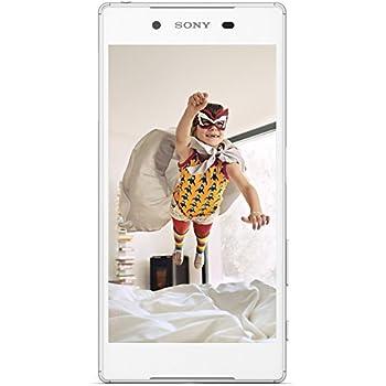 Sony Xperia Z5 Smartphone débloqué (Ecran: 5,2 pouces - 32 Go - Android 5.1 Lollipop) Argent (Import Allemagne)