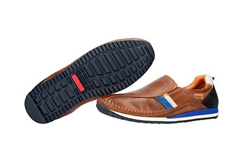 Navy Sneakers M2a v17 Homme Blu Bassi Liverpool Cuero Pikolinos q4wt68xz