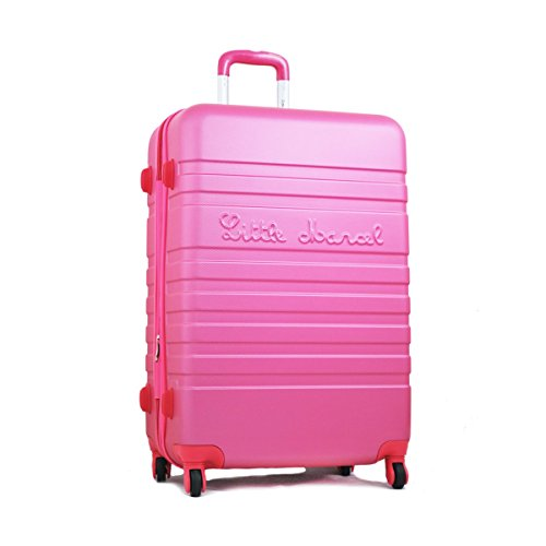 Grande valise 70 cm Rose Little Marcel