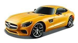 Maisto Mercedes-Benz AMG GT Radio del vehículo de Control R / C. 1:24 (los Colores Pueden Variar)
