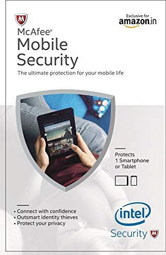 Mcafee 2019 Mobile Security 1 utente 1 anno - Chiave di attivazione e collegamento su Amazon Message, consegna in giornata