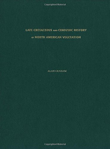 Late Cretaceous and Cenozoic History of North American Vegetation (North of Mexico)