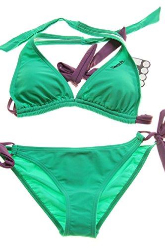 Bench Bikini Knot, verde lilla verde Small