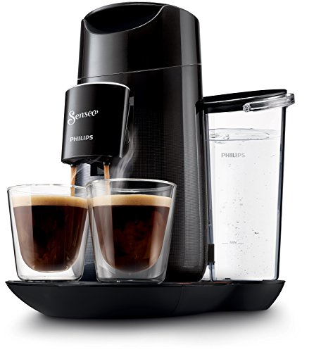 Philips Senseo HD7871/60 Twist Kaffeepadmaschine (XL-Wassertank) schwarz