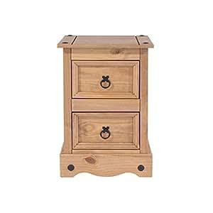 core products cr509 deux tiroir petite table de chevet. Black Bedroom Furniture Sets. Home Design Ideas