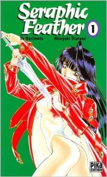 Seraphic Feather, tome 1 de Yoh Morimoto ,Hiroyuki Utatane (Dessins),Toshiya Takeda (Scenario) ( 12 dcembre 2001 )