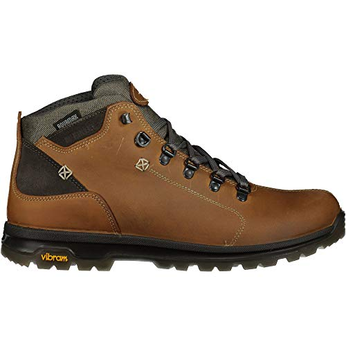 McKINLEY Herren Stiefel Cesar AQX M Trekking- & Wanderstiefel, Braun (Brown Dark 140), 44 EU