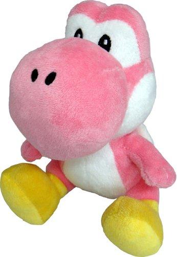 Nintendo SATOGNMBWIIYP-01 - Peluche Yoshi, Mario Bros, 16 cm (SATOGNMB