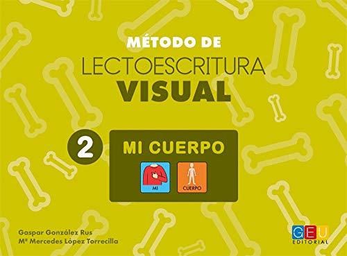 Método de Lectoescritura visual 2 - Mi cuerpo