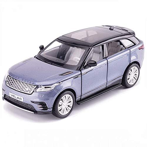 Pkjskh Simulation Model Car 1:32 di simulazione pressofuso Modello Lega Disponibile for i modelli Land Rover fuoristrada Giocattoli for bambini Collezione tirare indietro