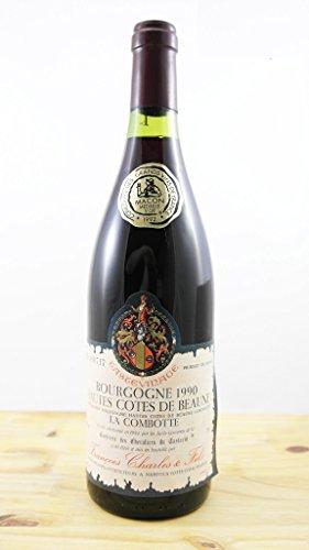 Wein Jahrgang 1990 Hautes-Côtes de Beaune La Combotte NB - OccasionVin