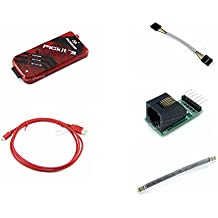Venel MPLAB PICkit3, PIC Programmers & Debuggers / PICkit3 In-Circuit Debugger, Programmer-To-Go Function/ PICKIT 3 ICD, PIC, DSPIC, USB