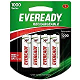 Eveready 1000 Series AA NIMH (16 Pcs) Rechargeable Battery