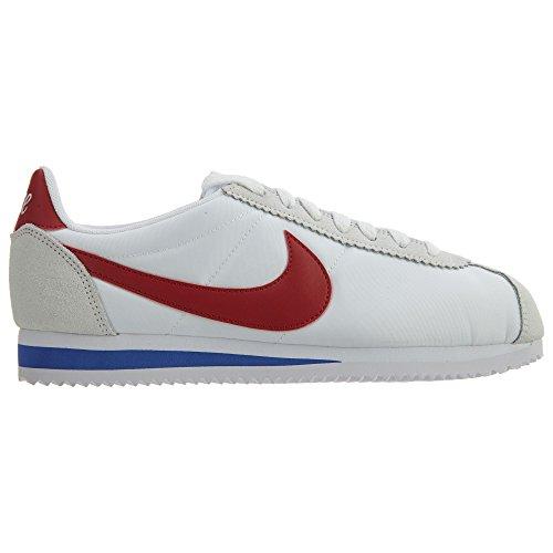 Nike , Baskets pour femme Blanc/rouge
