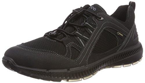 ECCO Damen Terracruise II Sneaker, Schwarz (Black Titanium 52570), 38 EU -