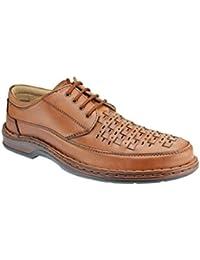ara 11-17207-08 Guido - Zapatos de Cordones de Piel para Hombre