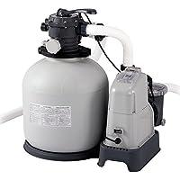Intex - Combo Arena + cloración Salina Eco 11 Gramos - 56.800 l (28680)