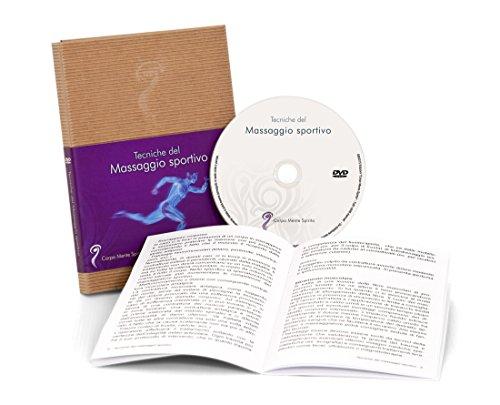 Videocorso in dvd - massaggio sportivo