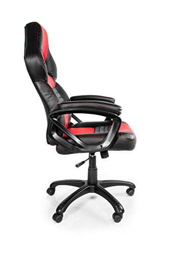 41L2%2BQbS1%2BL - Arozzi Gaming Chair Monza [Importación Italiana]