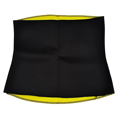 Rapid Hot Waist Shaper Slim Look Sauna Belt Size XXL For Bodyshape  available at amazon for Rs.219