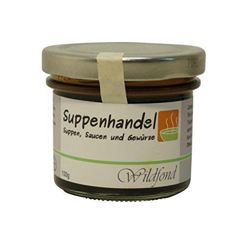 Wildfond - Konzentrat (6,36€ / L), beste Brühe, ohne Geschmacksverstärker, ohne Konservierungsstoffe