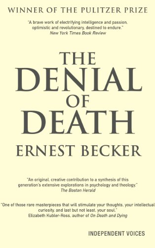 Denial of Death por Ernest Becker