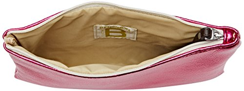 Bensimon - Zipped Pocket, Pochette Donna Rosa (Rose)