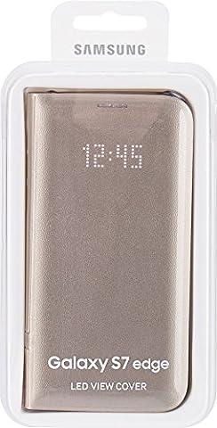 Samsung LED View Etui pour Samsung Galaxy S7 Edge