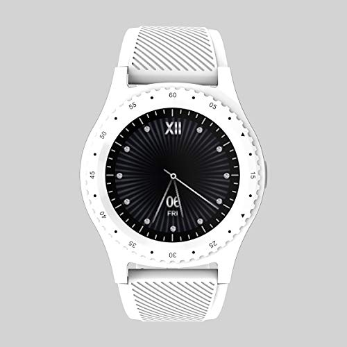 Zoom IMG-1 bluetooth smartwatch canmixs cm08 phone
