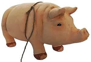 GeKi Trend Tirelire cochon géante 55 cm