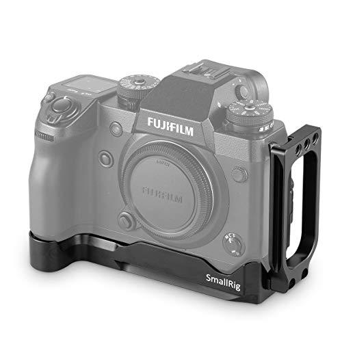SMALLRIG L-Bracket L-Winkel für Fujifilm X-H1 mit Stativ Schnellwechselplatte für Arca Standard - 2178