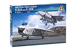 Italeri 510001419 1: 72 Joint Strike Fighter (Programa de jsf)