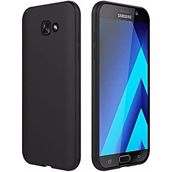 samsung galaxy a5 2017 case easyacc black tpu cover phone. Black Bedroom Furniture Sets. Home Design Ideas