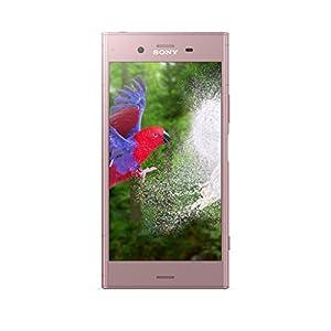 Sony Xperia XZ1 SIM Free Smartphone - Twilight Pink