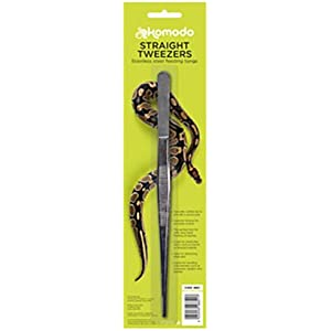 Komodo Tweezers Straight 25cm