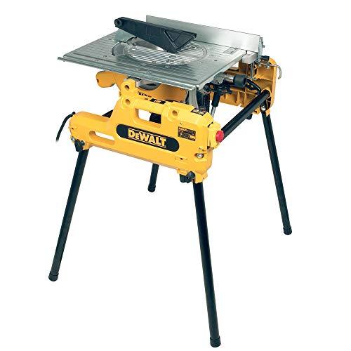 DeWalt Tisch-, Kapp- und Gehrungsäge (2000 W, 240 V, Tischkreissäge, verstellbarer Werkstückanschlag, Staubabsaugung) DW743N