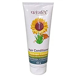 Patanjali Kesh Kanti Hair Conditioner Damage Control- 100g (Pack of 2)