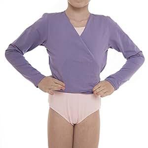 Capezio Ballett Wickeljacke Top für Kinder CAD 850C 11 Farben
