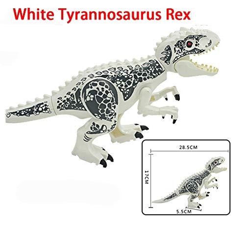 HLDX Jurassic Dinosaurier Spielzeug Mini Tyrannosaurus Dinosaurier Tierwelt Jungen und Mädchen Geburtstagsgeschenke Sammlung/Spielzeug Bibliothek,2 - 2 Empire-sammlung