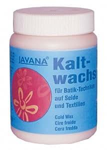 Cire froide pour batik JAVANA, 250 ml