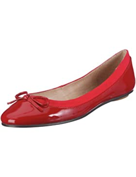 Buffalo London 207-3562 PATENT LEATHER 123339 Damen Ballerinas