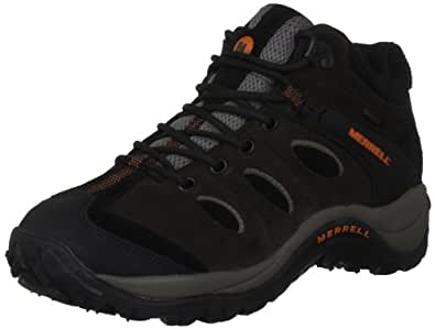 Merrell Archeon Mid Waterproof, Men's Lace-Up Shoes - Espresso, 10 UK