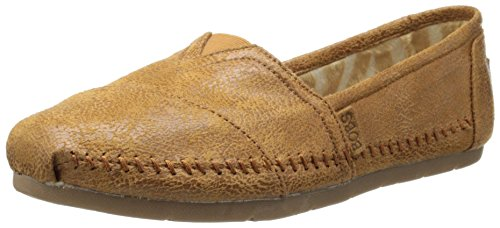 Bobs Aus Skechers K眉hlung Luxus Schuh Chestnut Suede