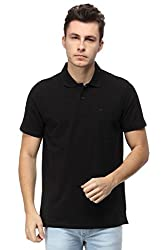 Proline Mens Black Polo(BE211BK)