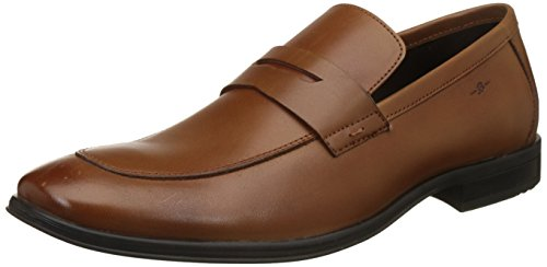 BATA Men's Targus Slip On Formal Shoes
