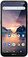 "Nokia 1.3 Smartphone - 16 GB Geheugen - Android 10-8 MP Camera - 5,71"" HD+ screen - Google Assistent Knop -..."