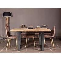 tavolo legno grezzo: Casa e cucina - Amazon.it